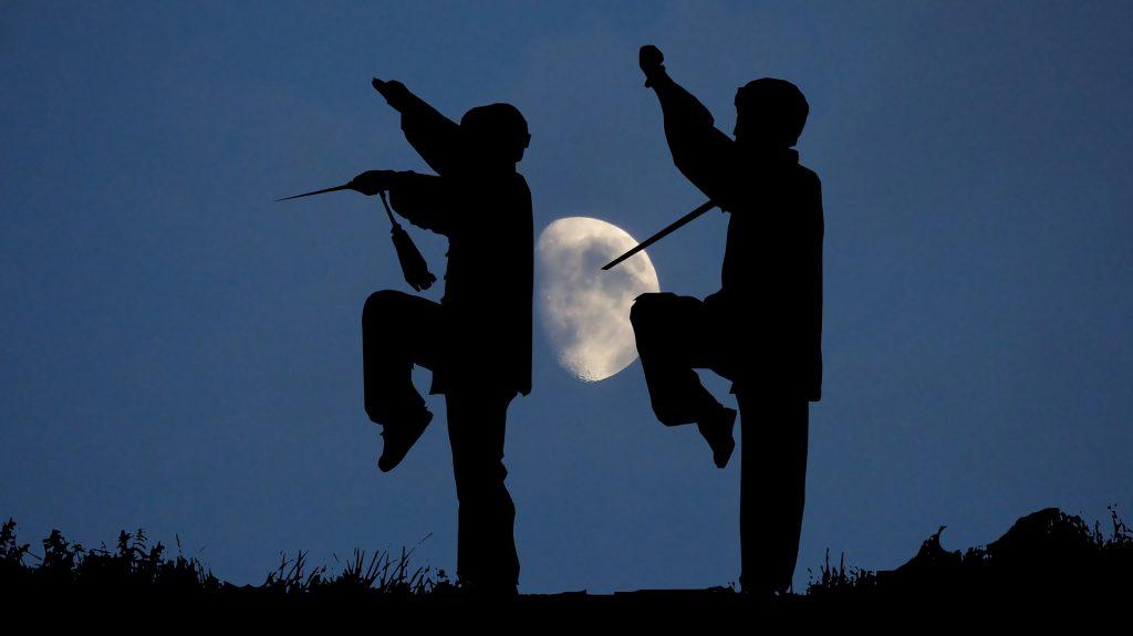 Tai-Chi Kampfkunst