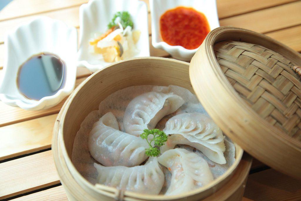 Chinesische Maultaschen - Dumplings