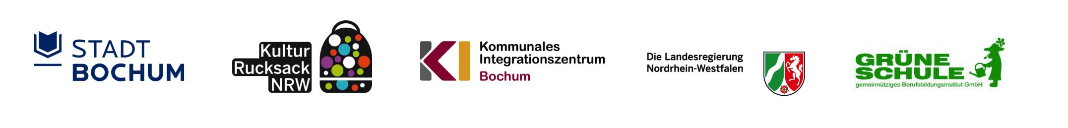 Logos Kulturrucksack