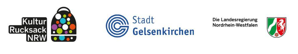 Logos der Stadt Gelsenkirchen